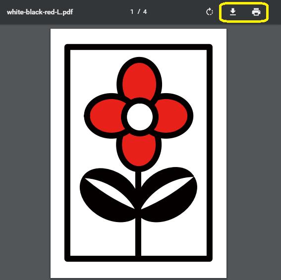 A4-L size PDF